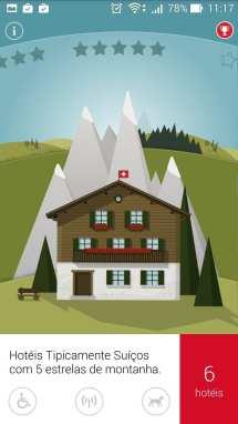 Apps My Switzerland - Suíça - Swiss Best Hotels 1