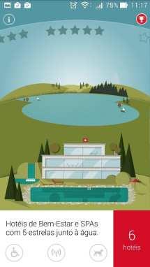 Apps My Switzerland - Suíça - Swiss Best Hotels 2