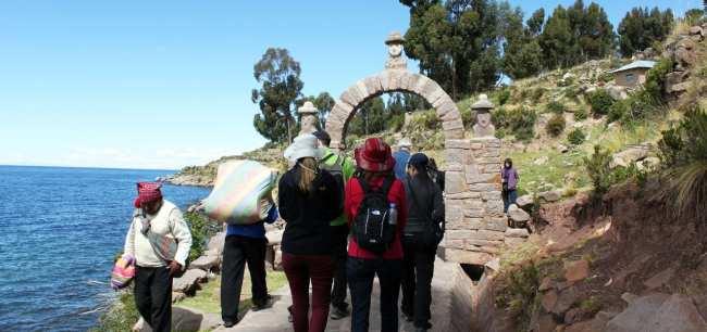 Como ir de uma cidade a outra no Peu - Puno Taquile