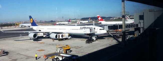Novo Terminal 3 do Aeroporto de Guarulhos - Aviões