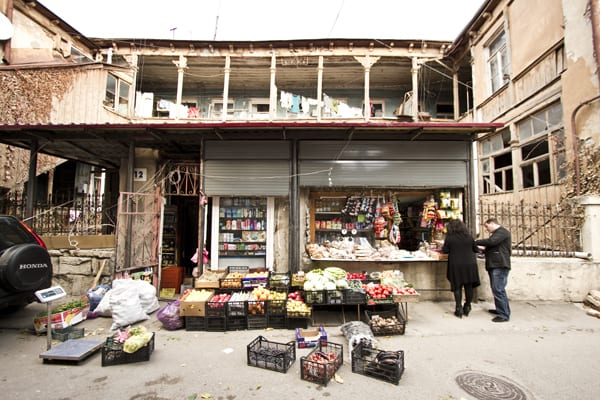 tbilisi cidade velha fruteira