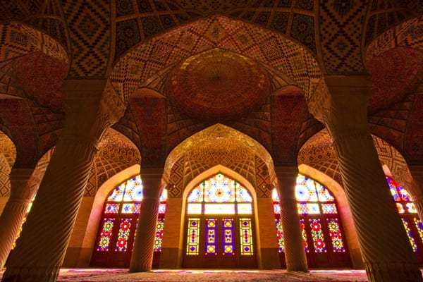Mesquita Nasir al Molk, Shiraz
