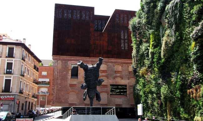 Guia KLM de Madri - Museu CaixaForum