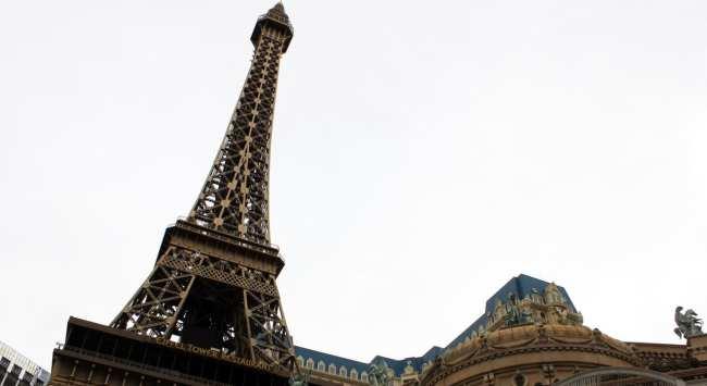 Onde ficar em Las Vegas - Paris hotel