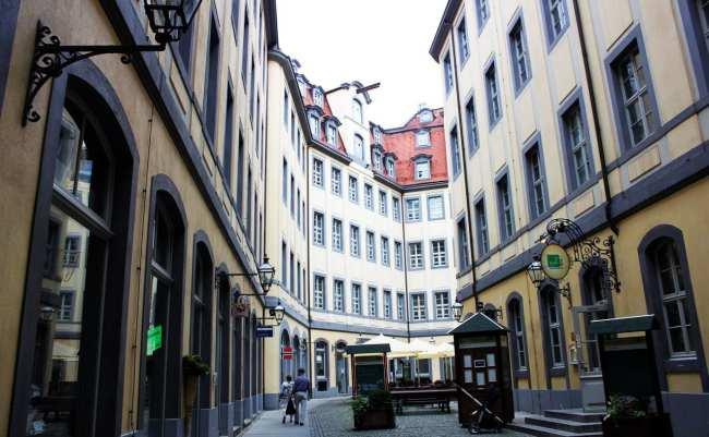 Roteiro de Leipzig - Centro histórico 3