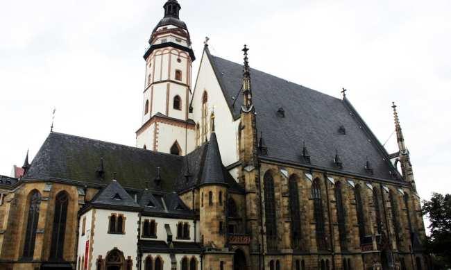 Roteiro de Leipzig - Igreja de São Nicolau