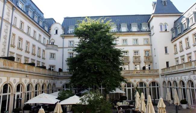 Roteiro segunda viagem a Frankfurt - Hotel Villa Kennedy 2