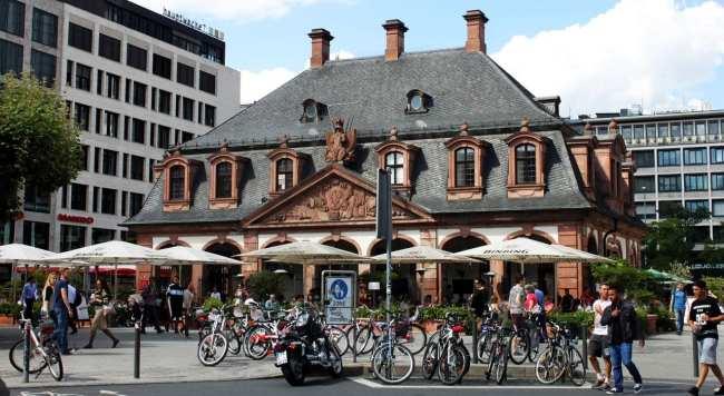 Roteiro segunda viagem a Frankfurt - Centro