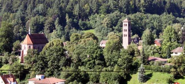 Baden-Baden e a Floresta Negra - no caminho 2