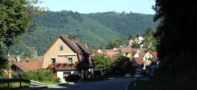 Baden-Baden e a Floresta Negra - no caminho 5