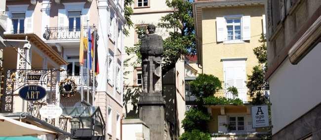 Baden-Baden e a Floresta Negra - cidade 2