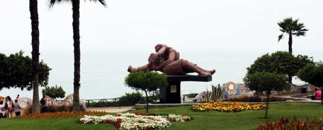 Hotéis em Lima: do básico ao luxo - Parque del Amor