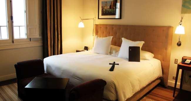 Hotéis em Lima: do básico ao luxo - Hotel B Quarto