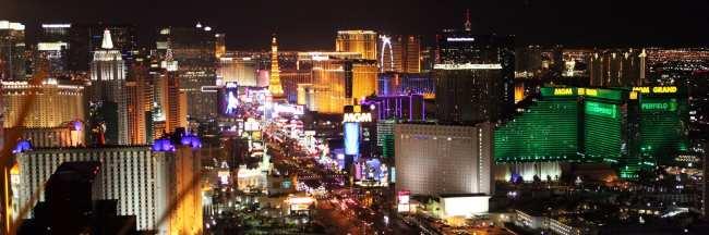 De onde ver Las Vegas do alto - Foundation room