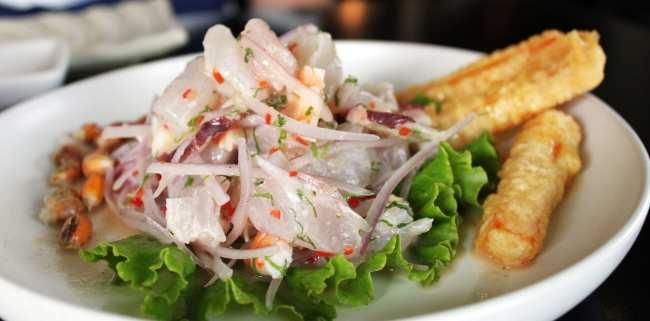 Restaurantes em Lima para comer bem - Osaka 1