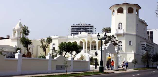 Restaurantes em Lima para comer bem - Astrid y Gastón 1