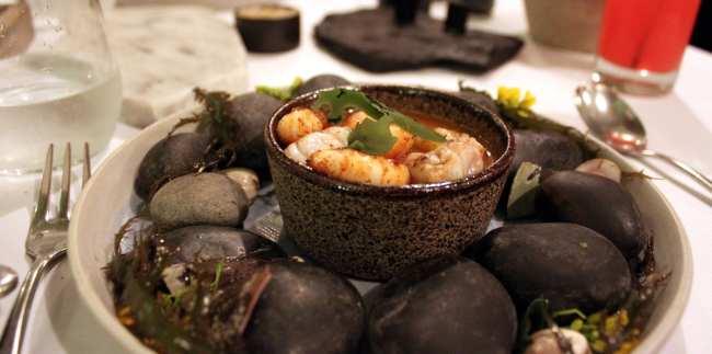 Restaurantes em Lima para comer bem - Central 1