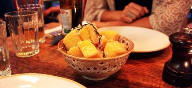 Onde comer barato em Londres - Jamie's Italian 2