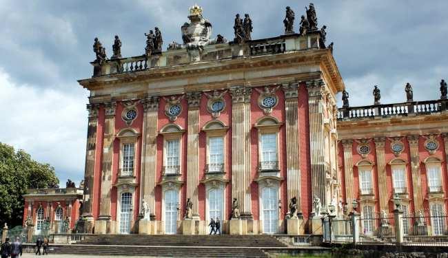 Bate e volta de Berlim: Potsdam 11
