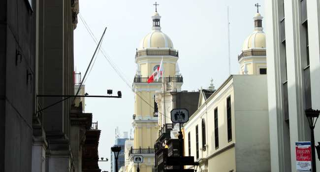 Roteiro Cultural em Lima - BCRP 2
