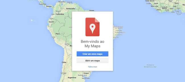 Como fazer roteiros de viagem com o Google Maps - 01