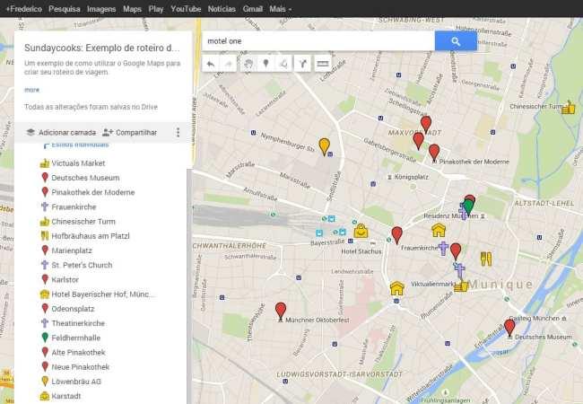 Como fazer roteiros de viagem com o Google Maps - 12