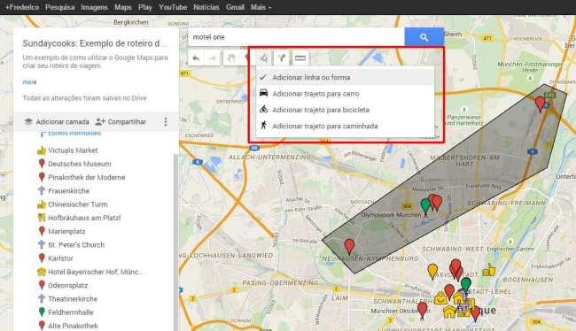 Como fazer roteiros de viagem com o Google Maps - 13