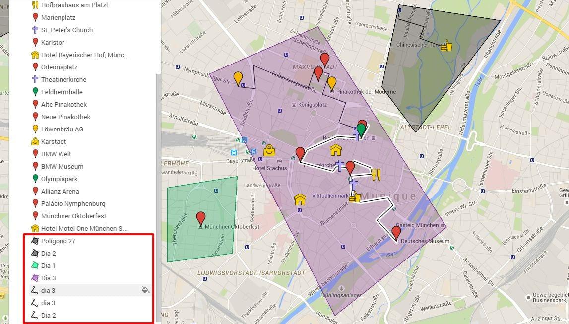 Como fazer roteiros de viagem com o google maps sundaycooks como fazer roteiros de viagem com o google maps 15 reheart Images