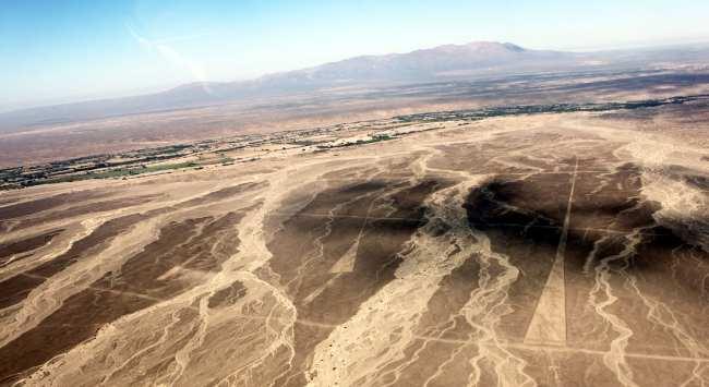 Sobrevoo pelas linhas de Nazca - 4