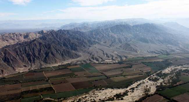 Sobrevoo pelas linhas de Nazca - 11
