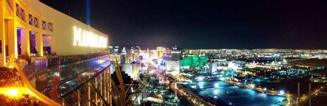 5 melhores bares de Las Vegas - Foundation Room Mandalay Bay 2