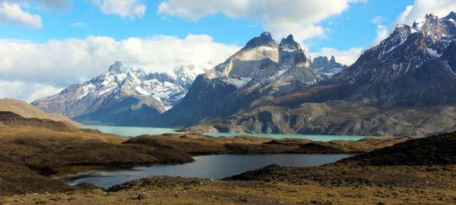 Torres del Paine Patagonia Chilena - Cuernos del Paine