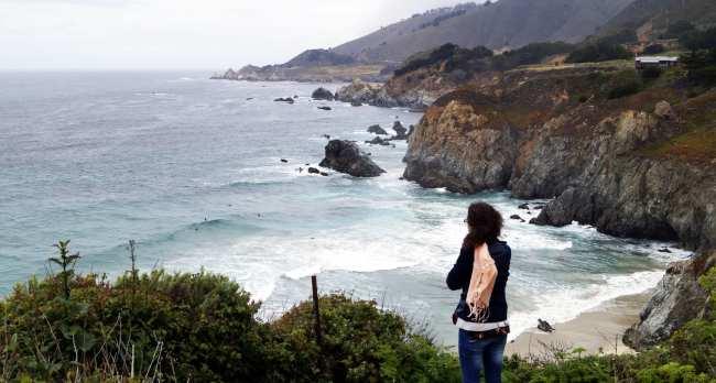 Road trip pela Califórnia Big Sur - 1