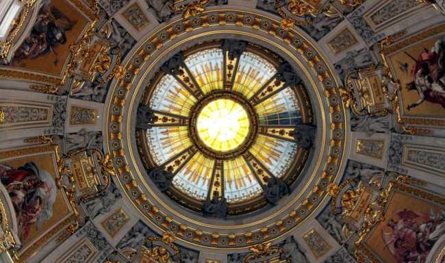Atrações de Berlim - Catedral de Berlim 2