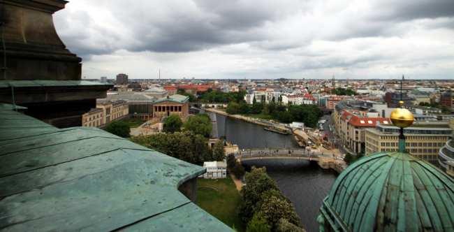 Atrações de Berlim - Catedral de Berlim 3