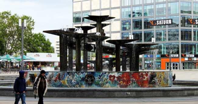 Atrações de Berlim - Alexanderplatz e Saturn