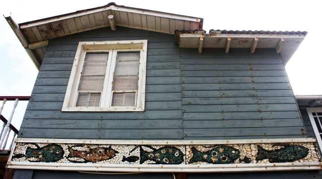 Casa de Pablo Neruda em Isla Negra no Chile - 7
