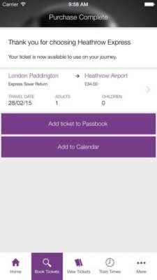 Como ir do aeroporto ao centro de Londres - Heathrow Express 11