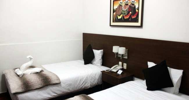 Onde ficar em Arequipa - Casona hotel