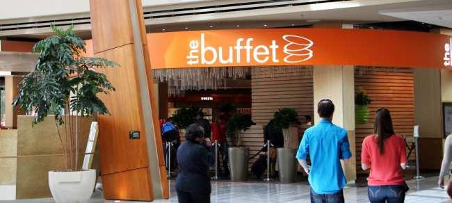 Onde tomar café da manhã em Las Vegas - The Buffet Aria 1