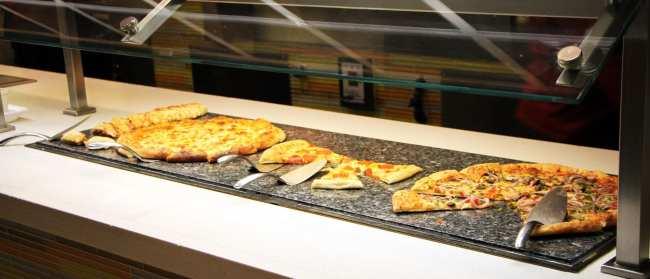 Onde tomar café da manhã em Las Vegas - The Buffet Aria 4