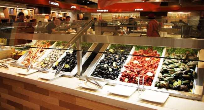 Onde tomar café da manhã em Las Vegas - The Buffet Aria 5