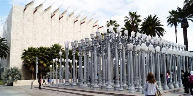 Road trip pela Califórnia - Los Angeles 15