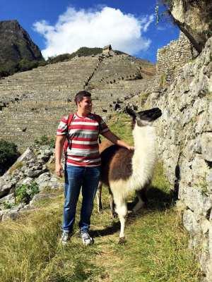 Relatos da Ana Luíza: Machu Picchu 1