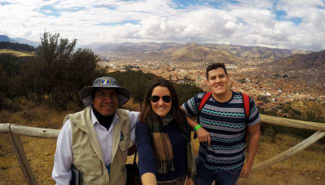 Relatos da Ana Luíza: Valle Sagrado 2