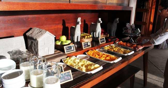 Hotel Tierra Atacama - Restaurante 8 café da manhã