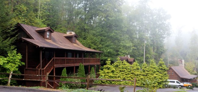 Great Smoky Mountain - cabines 4