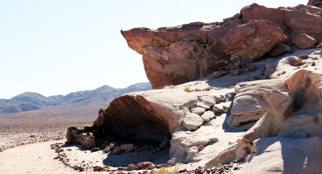 Passeios no Atacama - Petróglifos de Hierbas Buenas 1