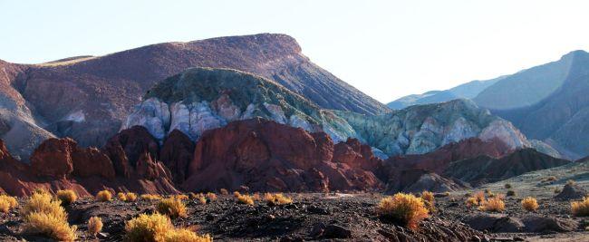 Passeios no Atacama - Vale do Arco Íris 2