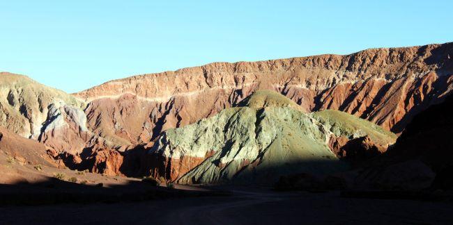 Passeios no Atacama - Vale do Arco Íris 4